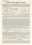 Roy Disney (WALT DISNEY PRODUCTIONS) Signed Contract for $10,000,000