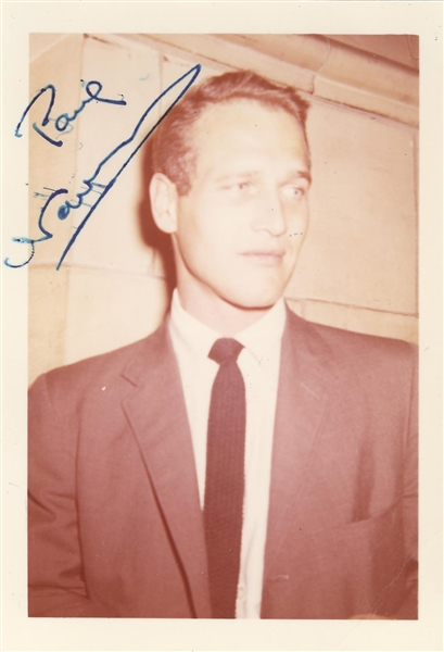 Paul Newman in his Early Years