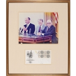 Camp David: Accords signed by Sadat,Begin, Carter, Rabin, and Kissinger