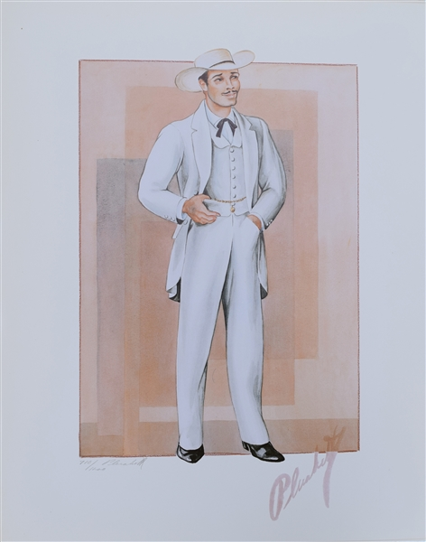 Gone With The Wind (Signed Costume Designs)