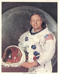 Neil Armstrong Uniinscribed