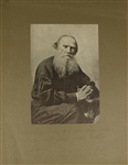 Count Ilya Lvovoich Tolstoy Writes about God