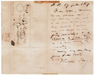 "Victor Hugo authorizes a ""young talent"" to publish in Pelletiers magazine, two of his poems (""Vieille Chanson du Jeune temps"" published in ""Contemplations"" and ""Saison des Semailles"