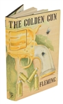 Ian Fleming The Man with the Golden Gun First Edition Book