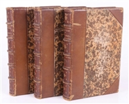 "McKenney & Hall, ""History of the Indian Tribes of North America"", 1865, Three Volumes"