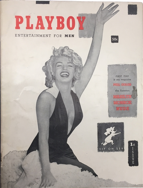 Marilyn Monroe Original  1953(Playboy)