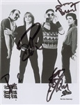 Cheap Trick Signed photo