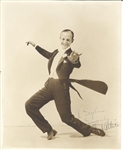 Fred & Adele Astaire Vintage Signed Photos