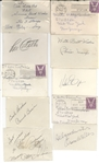 Movie Memorabilia -...Whos Whos of Entertgainment in the 1940s over 235 Autographs