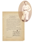 Rare Baseball Hall Of Fame Player George Wright