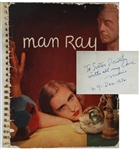 Man Ray Photographies (1935) signed to Sister