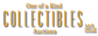 One of a Kind Collectibles Auctions, LLC AB3118, AU4308